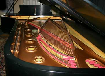 Used Piano Steinway model D for Sale NJ