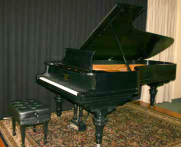 Used Steinway modle D Grand Piano